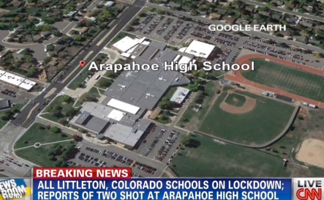 the shootings at the columbine high school the law enforcement response The response to a shopping mall shooting in january  conducted from a law enforcement perspective  when two students at columbine high school.